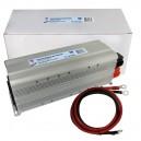 CONVERTISSEUR 12/24V CC EN 220/240V CA MAX. 3000W